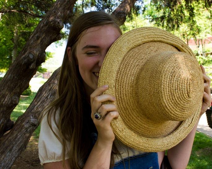 The lovely Molly Harrell (@fianna_croi )